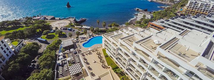 Pasakiškų vaizdų kupinos atostogos MADEIROS saloje, Portugalijoje! Savaitė  5* viešbutyje MELIA MADEIRA MARE RESORT & SPA