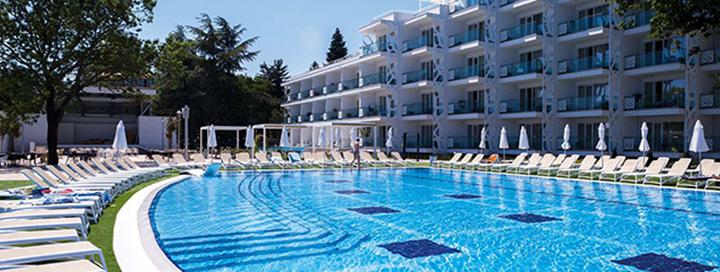 Smagios atostogos prie jūros saulėtoje BULGARIJOJE! Savaitė 4* viešbutyje MARITIM PARADISE BLUE.