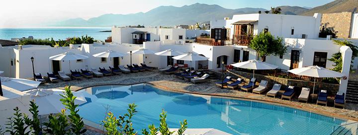 Mėgaukitės saule KRETOJE! Savaitė puikiame, daug pramogų siūlančiame 5* viešbutyje CRETA MARIS BEACH RESORT.