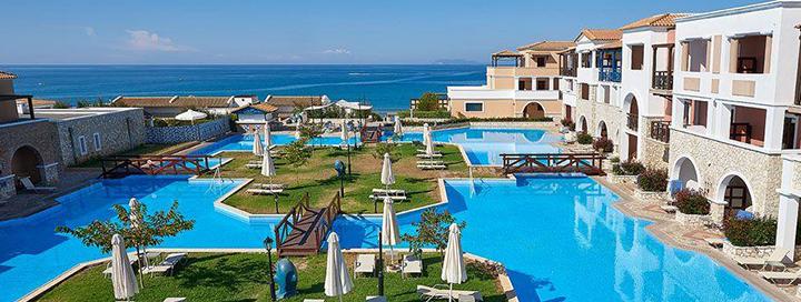 Nepakartojamos šeimos atostogos PELOPONESE, Graikijoje! Savaitės poilsis puikiame 5* viešbutyje ALDEMAR ROYAL OLYMPIAN LUXURY RESORT.