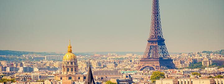 Romantiškas savaitgalis nuostabiąjame PARYŽIUJE! 4 d. trukmės pažintinė kelionė lėktuvu.