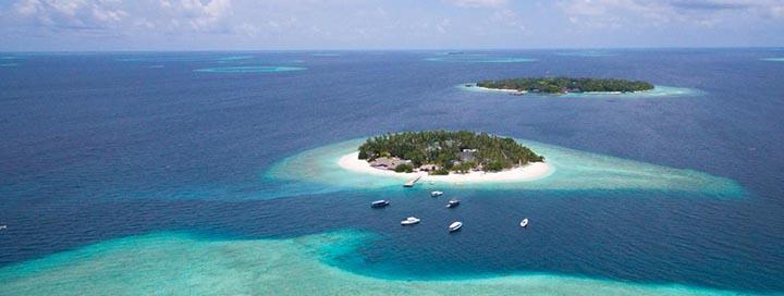Romantiškas poilsis egzotiškuose MALDYVUOSE! Savaitė 4* viešbutyje MALAHINI KUDA BANDOS.