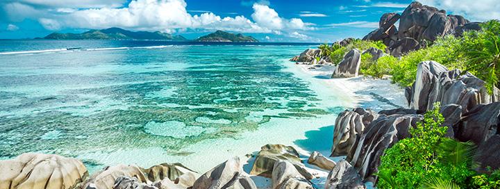 Leiskitės į nuotykį! KRUIZAS įspūdingu maršrutu Mauricijus, Seišeliai, Madagaskaras - 14 naktų laive COSTA MEDITERRANEA. Skrydžiai įskaičiuoti.