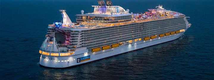Išbandykite DIDŽIAUSIĄ PASAULYJE kruizinį laivą, plaukdami KARIBŲ salomis! 7 n. kruizas iš MAJAMIO: į kainą įskaičuotas poilsis laive, nakvynės Majamyje, pervežimai ir skrydžiai!