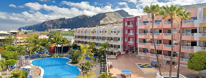 Praleiskite savaitę po šilta Kanarų saule! 7 n. poilsis su šeima 4* viešbutyje ALLEGRO ISORA.
