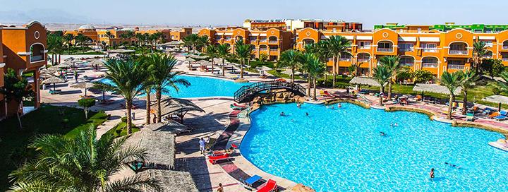 Saulėtos poilsis EGIPTE, Hurgados regione! Savaitė 5* viešbutyje CARIBBEAN WORLD SOMA BAY.