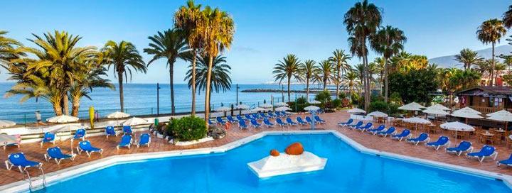 Atsipalaiduokite saulėtoje TENERIFĖJE! Savaitės atostogos Kanaruose 4* viešbutyje SOL TENERIFE.