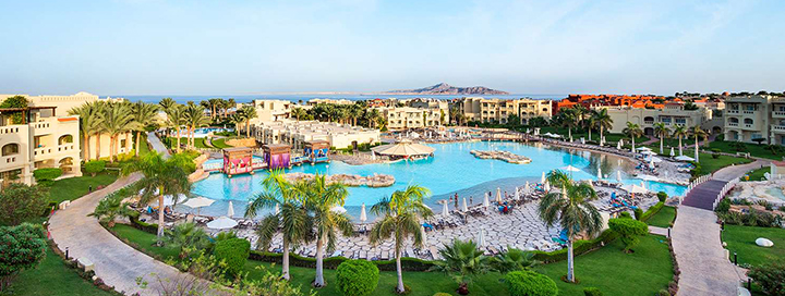 VIP poilsis saulėtame EGIPTE, Šarm el Šeicho kurorte! Savaitė puikiame 5* viešbutyje RIXOS SHARM EL SHEIKH.