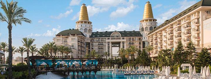 Nepamirštamos atostogos po TURKIJOS saule Antalijoje! Savaitė elegantiškame 5* viešbutyje DELPHIN DIVA.