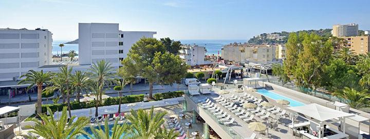 Pramogų kupinos atostogos prie jūros MALJORKOJE! Savaitė tik suaugusiems skirtame 4* viešbutyje CALVIA BEACH.