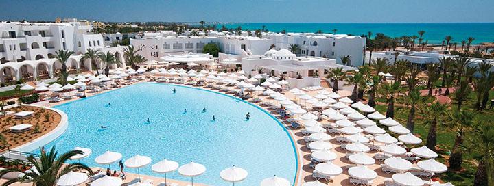 Saulėtos atostogos prie jūros TUNISE! Savaitė 4* viešbutyje SENTIDO PALM AZUR.