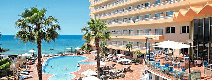 Saulėtos atostogos prie jūros ISPANIJOJE! Savaitė gerai vertinamame 4* viešbutyje CALA FONT.
