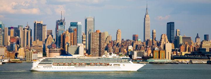 10 dienų kelionė kruizu Amerikoje ir Kanadoje, aplankant Niujorką, Bostoną, Portlandą ir kt. Su 2 nakvynėmis Niujorke, pervežimais ir skrydžiais!