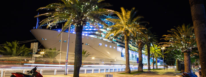 Sutikite NAUJUOSIUS METUS kruiziniame laive su specialia naujametine programa, aplankant Portugaliją, Gibraltarą, Ispaniją ir kt.!