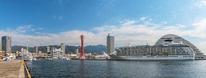 6 naktų kruizas Japonijoje su Costa Neoromantica laivu ir 2 naktys Tokijuje bei skrydžiai.