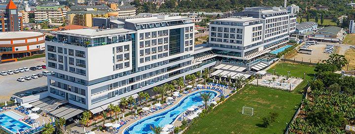 Saulėtos atostogos prie jūros TURKIJOJE, Alanijoje! Savaitė moderniame ir kokybiškame 5* viešbutyje SENTIDO NUMA BAY.