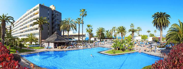 Saldus poilsis Kanaruose – TENERIFĖJE! Savaitės atostogos 4* viešbutyje BLUE SEA INTERPALACE.