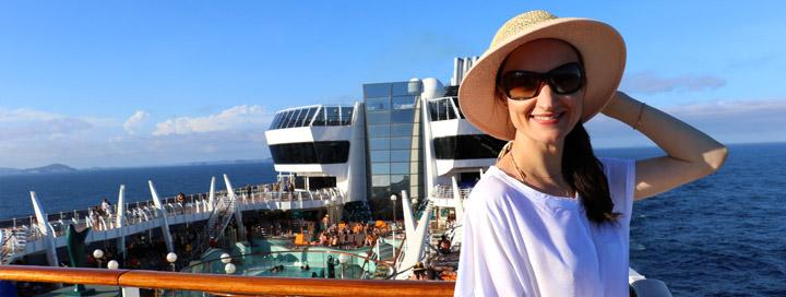 Kruizas MSC Fantasia laivu, aplankant Italiją, Ispaniją, Prancūziją vasarą arba rudenį.