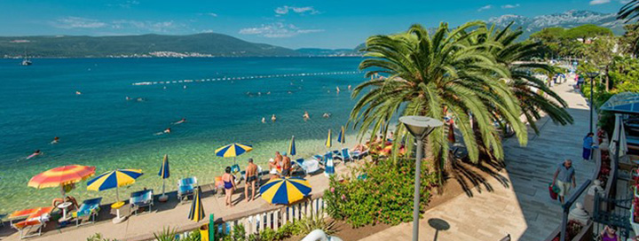 Mėgaukitės kvapą gniaužiančiais vaizdais JUODKALNIJOJE! Savaitė ant jūros kranto įsikūrusiame 4* viešbutyje PALMA.