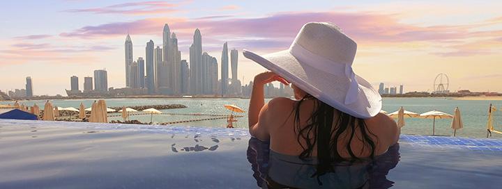 Išankstiniai žiemos sezono pardavimai! Leiskitės į nuotykius moderniajame DUBAJUJE! 7 n. atostogos stilingame 4* viešbutyje ALOFT CITY CENTER DEIRA DUBAI.