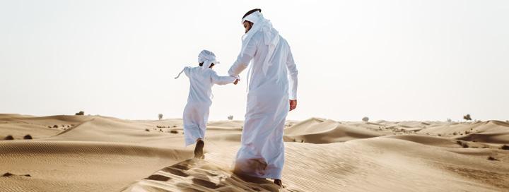 Kruizas Arabijos jūroje, aplankant JAE, Omaną ir Katarą (su lietuviškai kalbančiu vadovu). Įskaičiuoti skrydžiai ir pervežimai.
