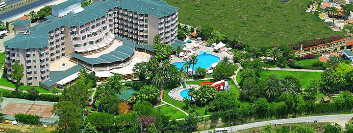 Vasaros atostogos saulėtoje TURKIJOJE! 7 n. poilsis Alanijos regione, 5* viešbutyje Q AVENTURA PARK.