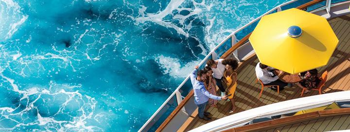 Kruiziniu laivu APLINK PASAULĮ! 116 dienų kelionė Costa Deliziosa laivu.