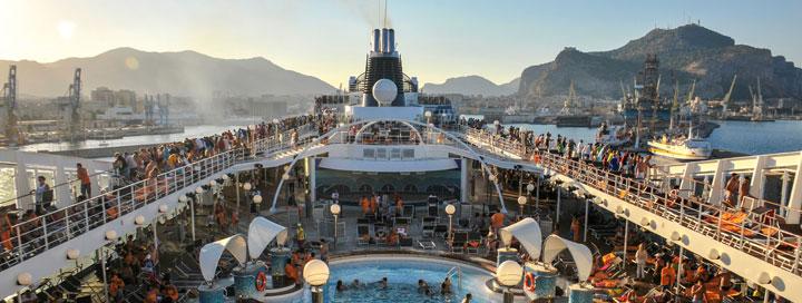 Margos atostogos kruizu Italijoje, Prancūzijoje ir Ispanijoje bei poilsis Barselonoje.