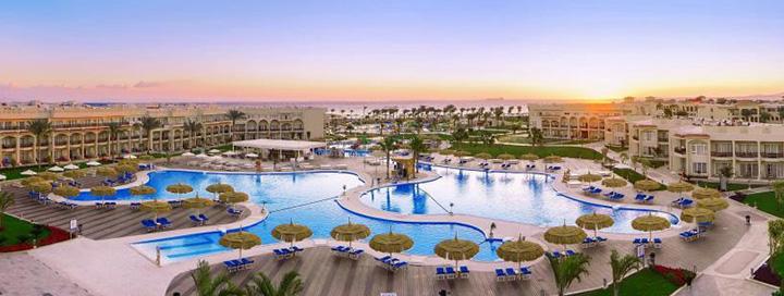 Komfortiškas poilsis EGIPTE, Šarm el Šeicho kurorte! Savaitė gerame 5* viešbutyje ROYAL ALBATROS MODERNA.