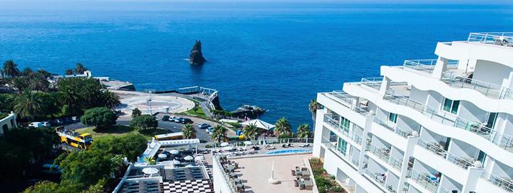 Pasakiškų vaizdų kupinos atostogos MADEIROS saloje, Portugalijoje! Savaitė  5* viešbutyje MELIA MADEIRA MARE RESORT & SPA.