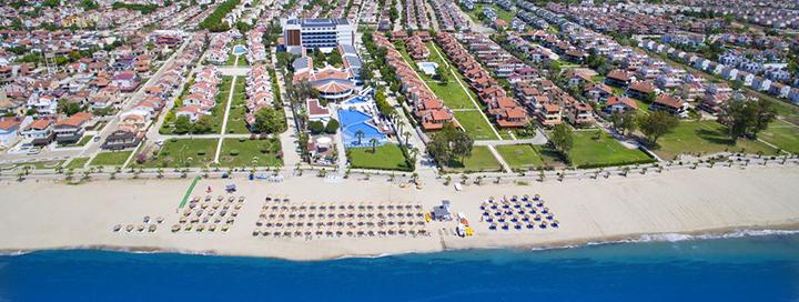 Pamirškite rūpesčius poilsiaudami gražiąjame Kušadasyje, TURKIJOJE! 7 n. 5* viešbutyje FLORA GARDEN EPHESUS HOTEL.
