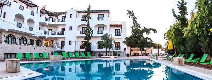 Ramios šeimos atostogos KRETOS saloje, Graikijoje! 7 n. jaukiame 3* viešbutyje CLUB LYDA HOTEL.