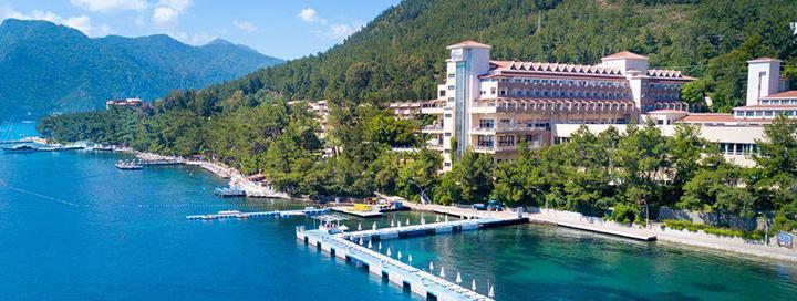 Saulėtos atostogos su šeima prie jūros Marmaryje, TURKIJOJE! 7 n. gerai vertinamame 5* viešbutyje LABRANDA MARES MARMARIS HOTEL.