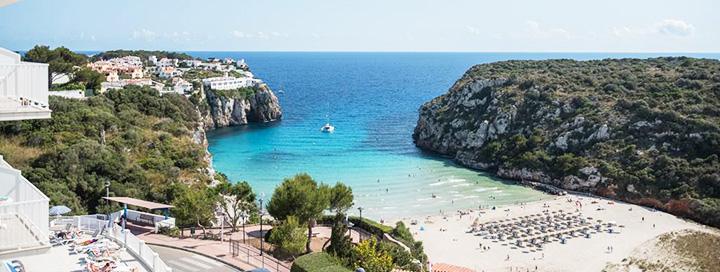 Pamirškite rūpesčius saulėtoje ISPANIJOJE, Menorkos saloje! 7 n. 3* viešbutyje PLAYA AZUL.