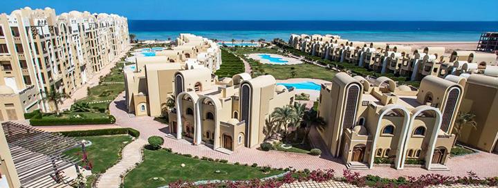 Atpalaiduojančios atostogos Raudonosios jūros pakrantėje EGIPTE, Hurgados regione! 7 n. naujame 5* viešbutyje GRAVITY SAHL HASHEESH.