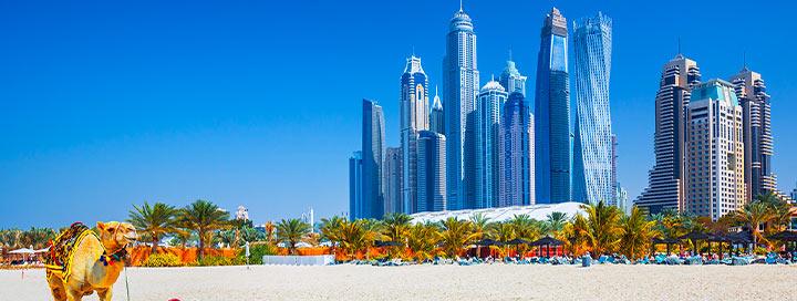 Modernus poilsis egzotiškąjame DUBAJUJE! Savaitės trukmės atostogos gerai vertinamame 4* viešbutyje COPTHORNE HOTEL DUBAI.