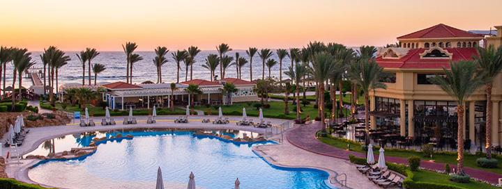 Prabangus poilsis saulėtame EGIPTE, Šarm el Šeicho kurorte! Savaitė puikiame 5* viešbutyje RIXOS SHARM EL SHEIKH.