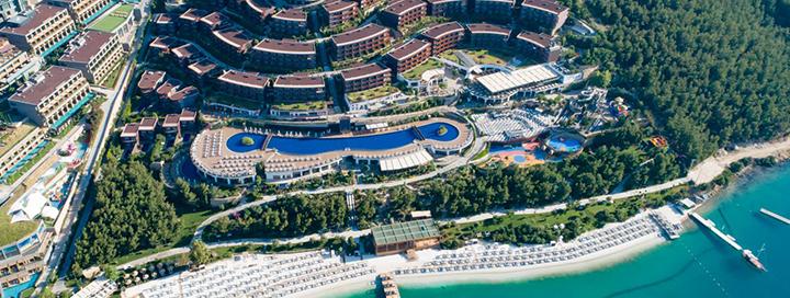 Prabangus poilsis prie jūros TURKIJOJE, Bodrumo regione! 7 n. puikiame 5* viešbutyje TITANIC DELUXE BODRUM.