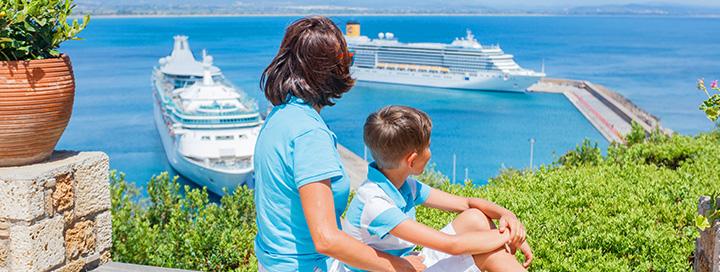 Trumpoms atostogoms kruizas Costa Magica laivu ir pažintis Milane su pervežimais bei skrydžiai.
