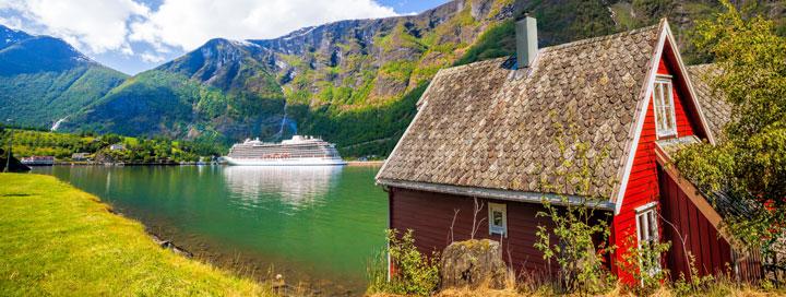 Kruizas Costa Fortuna laivu Norvegijos fjorduose. Galite pasirinkti pilnai suplanuotą kelionę su pervežimais bei skrydžiu.