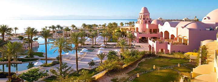 Smagios atostogos prie jūros TABOS regione, EGIPTE! Savaitės trukmės poilsis 5* viešbutyje ant jūros kranto.