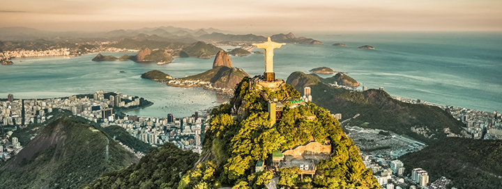 Kruizas Brazilijoje, Argentinoje ir Urugvajuje su poilsiu Rio de Žaneire, skrydžiais ir pervežimais, Costa Pacifica laivu.