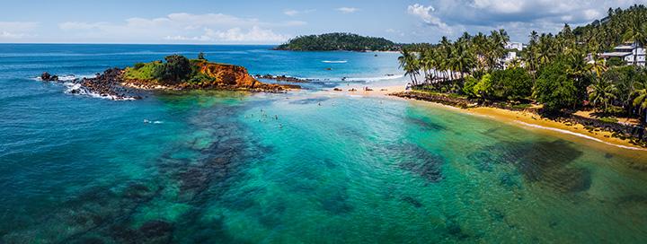 Paskutinės minutės pasiūlymas pasimėgauti egzotišku poilsiu Šri Lankos paplūdimiuose! 11 n. pasirinktame viešbutyje tik nuo 1139 EUR! Kaina su skrydžiu!