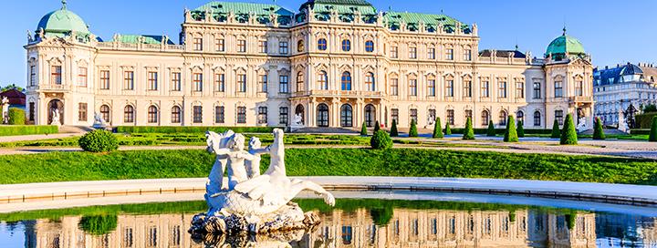 Trumpa, įspūdžių pilna viešnagė Vienoje! 4d. pažintinė kelionė į AUSTRIJOS sostinę Vieną – nuo 280 EUR!