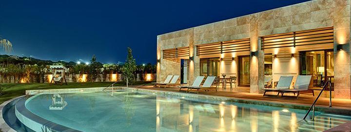 Geriausias ir prabangiausias viešbutis, TURKIJOJE, Beleke! Savaitė VIP 5* viešbutyje REGNUM CARYA