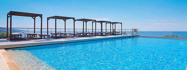 Pasakiškos atostogos GRAIKIJOJE! Nepamirštama savaitė Tasos saloje,  4* viešbutyje AEOLIS THASSOS PALACE.