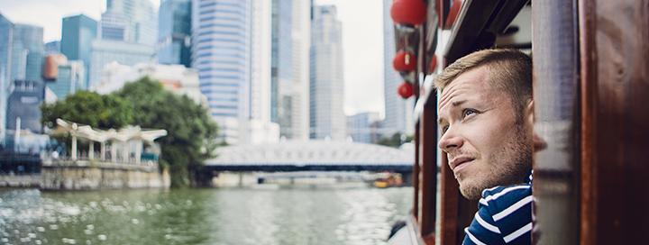 7 naktų kruizas Costa Fortuna laivu, aplankant Singapūrą, Tailandą, Kombodžą.