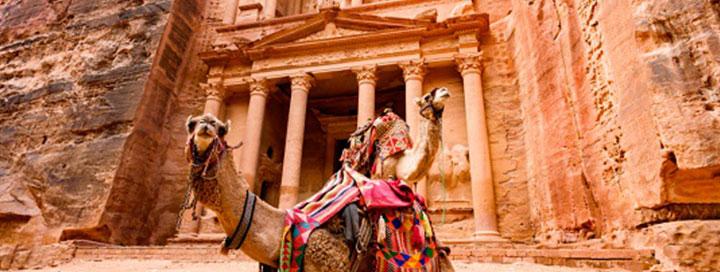 Speciali kaina pažintinei - egzotinei kelionei į Jordaniją, naująjį pasaulio stebuklą su lietuviškai kalbančiu vadovu.