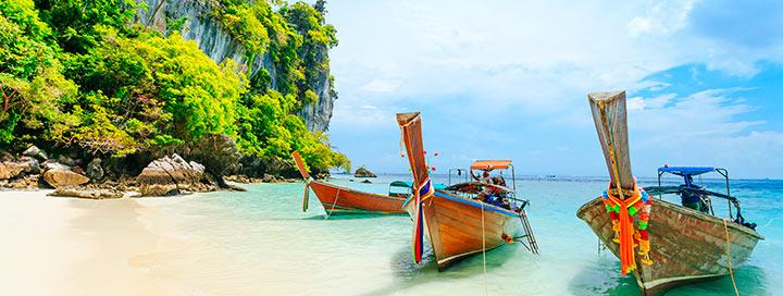 Svajonių atostogos egzotiškąjame TAILANDE, Pukete! 10 n. atostogos elegantiškame 4* viešbutyje PEACE LAGUNA KRABI RESORT.