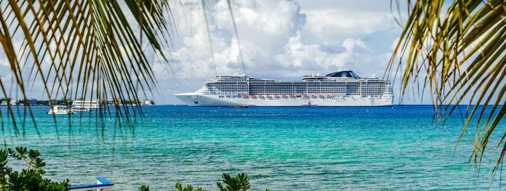 15 naktų transatlantinis KRUIZU su MSC Preziosa laivu iš Martinikės iki Vokietijos.